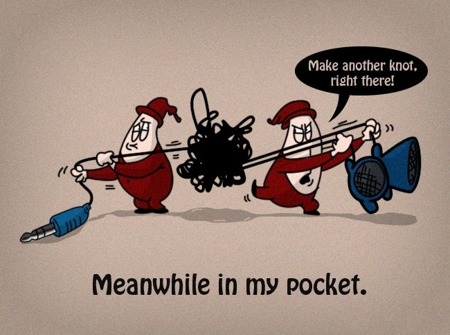 meanwhile in my pocket